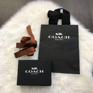 Coach Gift Bundle